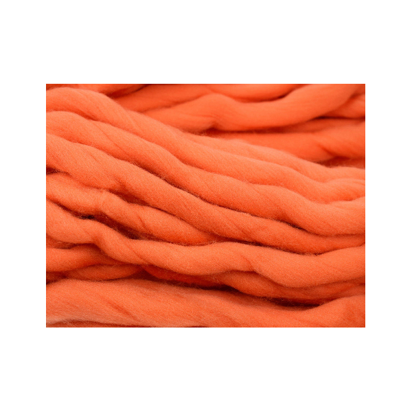 Fire super chunky Squiggly Orange 235gr 1