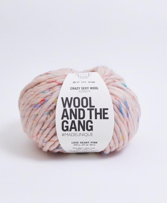 Fire lana Crazy Sexy Wool [0]