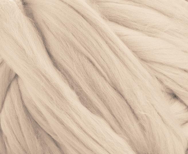Fir gigant lana merino Flesh 1