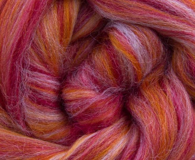 Fular Blossom lână Merino 10