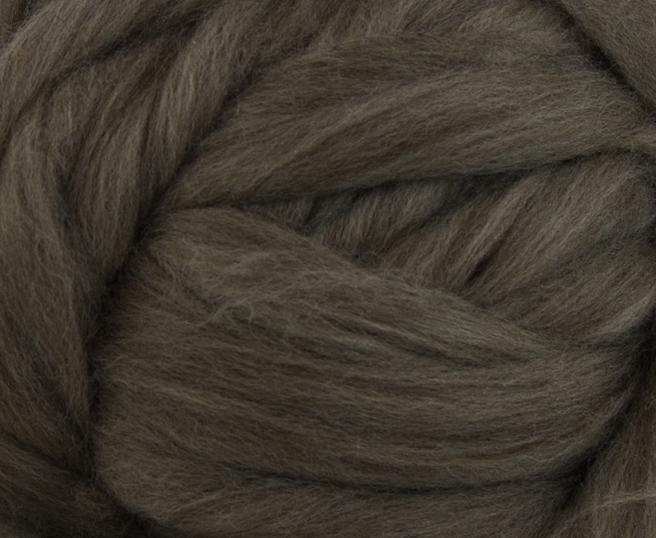 Lana Blue Faced Liecester Natural Brown 1