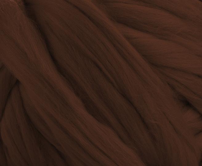 Fir gigant lana merino Hazelnut 1