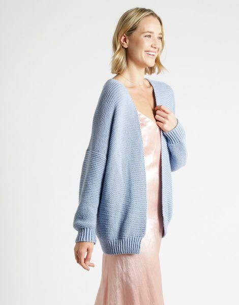 Kit tricotat cardigan Vivienne [2]