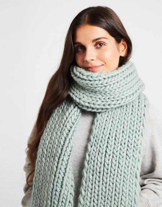 Kit tricotat fular Whistler 2