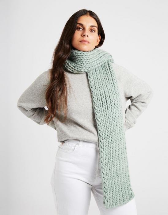 Kit tricotat fular Whistler 3