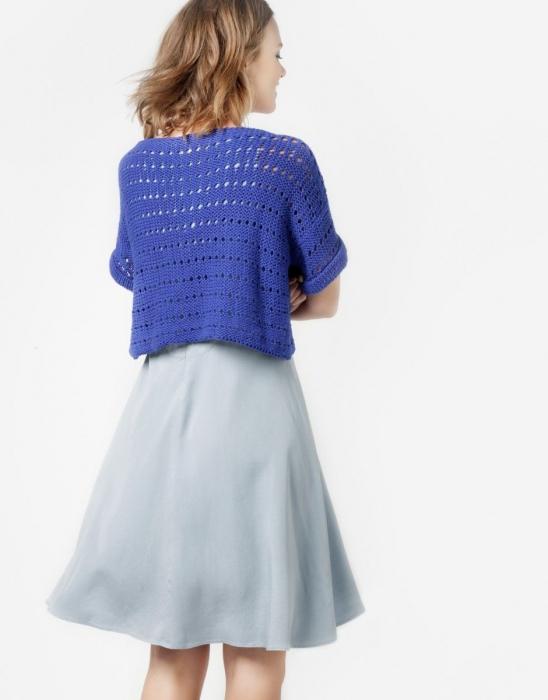 Kit tricotat pulover Diana 4