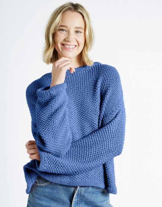 Kit tricotat pulover Julia 7