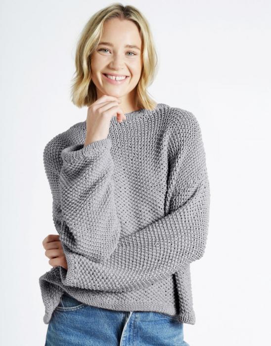 Kit tricotat pulover Julia [0]