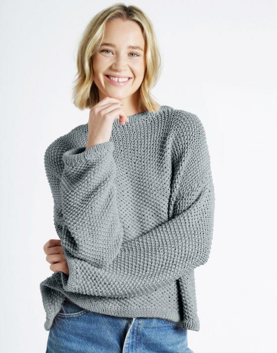 Kit tricotat pulover Julia 5