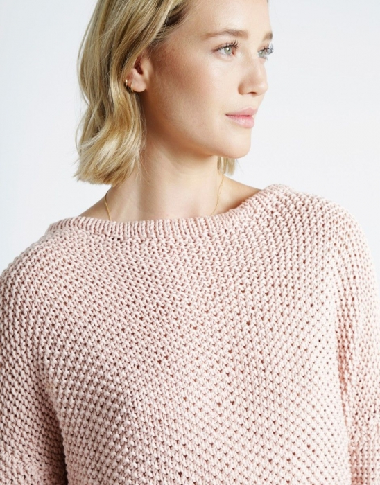Kit tricotat pulover Julia 4