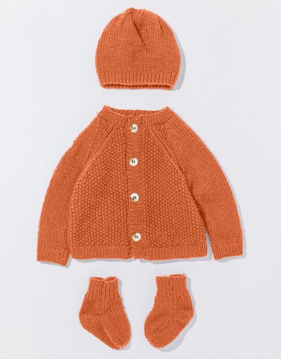 Kit tricotat Set Baby Winner 0