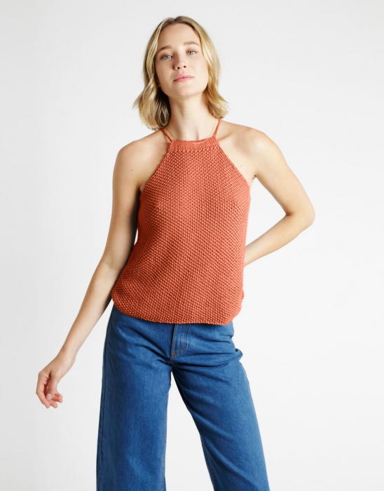 Kit tricotat tricou Uma 4
