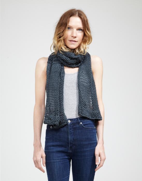 Kit tricotat esarfa Lacey Sissi 3