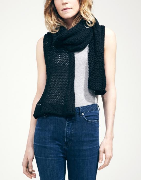 Kit tricotat esarfa Lacey Sissi 7