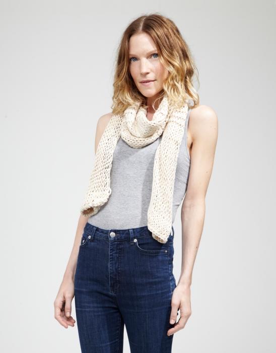 Kit tricotat esarfa Lacey Sissi 0
