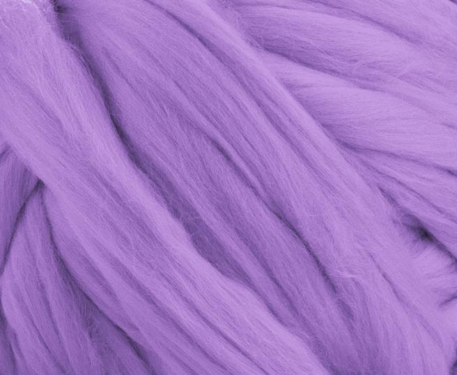 Fire Gigant lana Merino Lavender 1