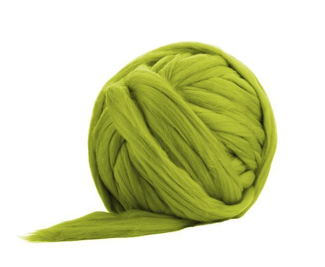 Fir gigant lana merino Lichnen [0]