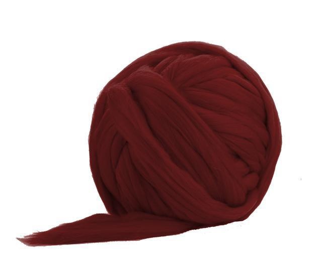 Fir gigant lana merino Loganberry 0