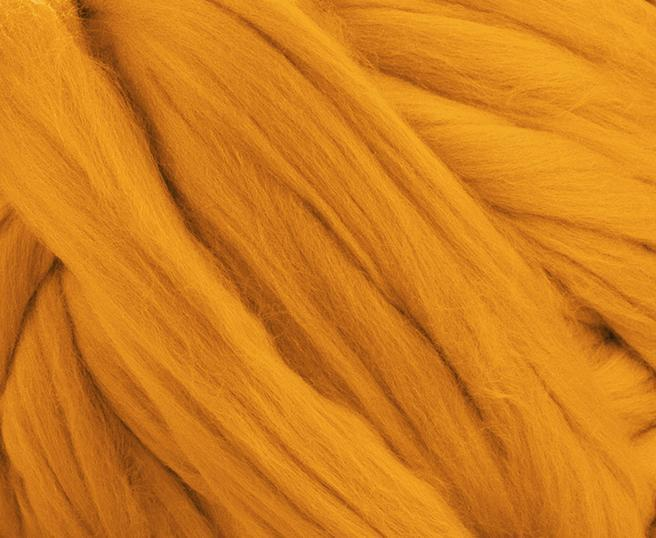Ghem fir gigant lana Merino Marigold 500 gr 1
