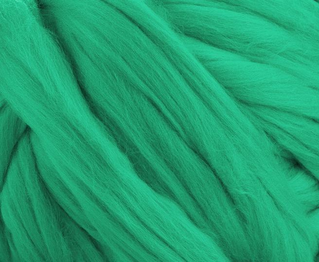 Fir gigant lana merino Mint 1