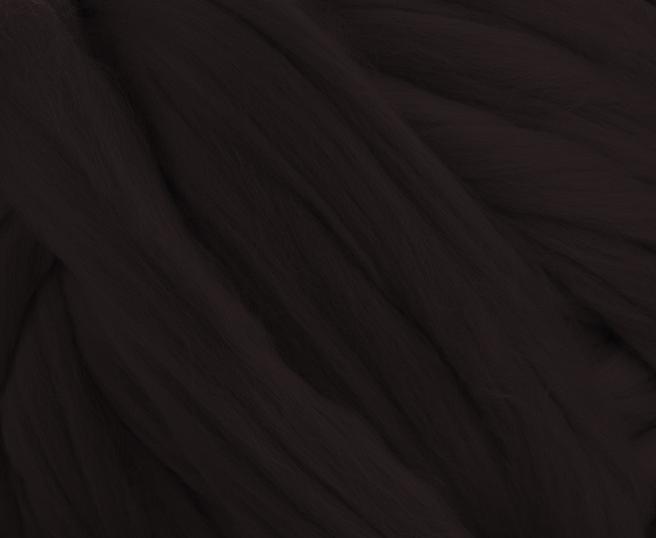 Fir gigant lana merino Mocha 1