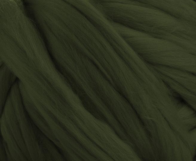 Fir gigant lana merino Moss 1