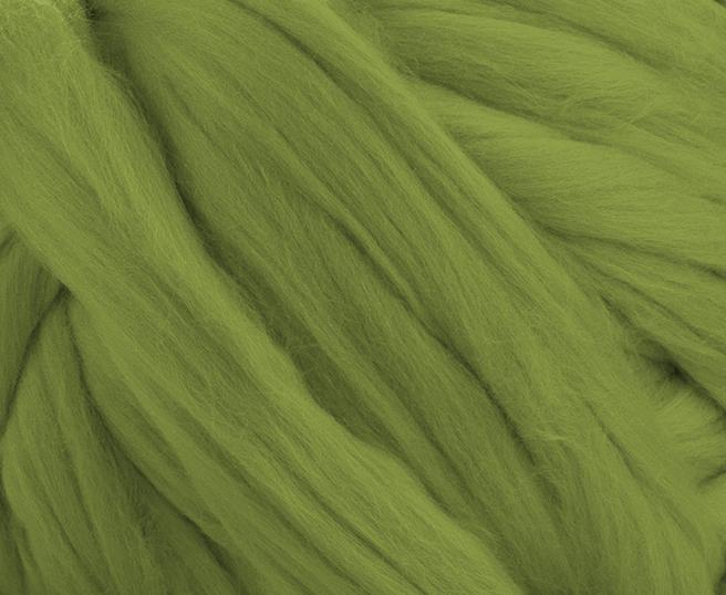 Fir gigant lana merino Sage 1