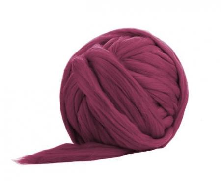 Fir gigant lana merino Mulberry [0]