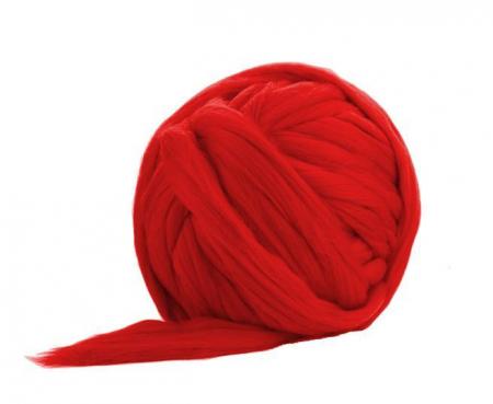 Fir gigant lana merino Scarlet0