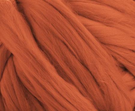 Fir gigant lana merino Terracotta1