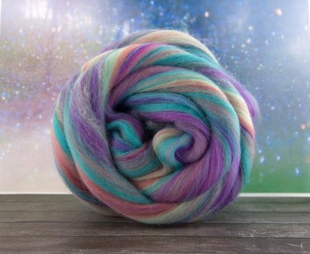 Fir gigant lana merino Unicorn Shiny1