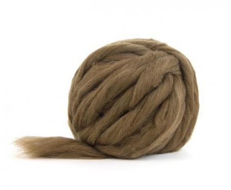 Fir gigant lana shetland Natural Moorit0