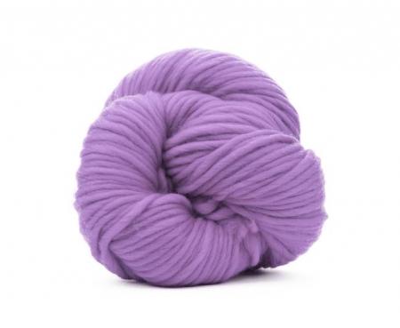 Fire super chunky lana Merino Lavender0