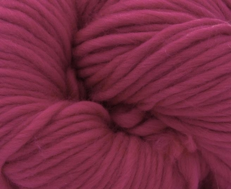 Fire super chunky lana Merino Mulberry1