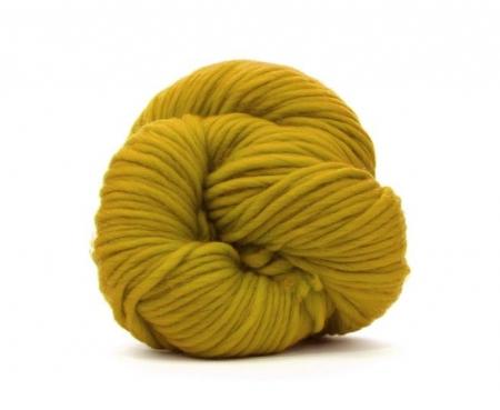 Fire super chunky lana Merino Mustard0