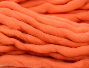 Fire super chunky Squiggly Orange 235gr1