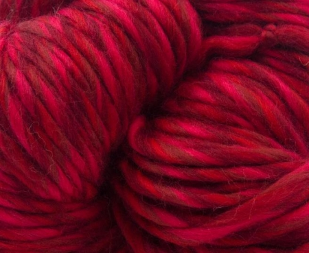 Fire super chunky lana Merino Passion1