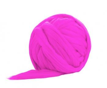 Fir gigant lana merino Flo Pink0