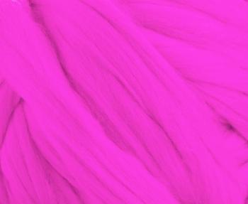 Fir gigant lana merino Flo Pink1