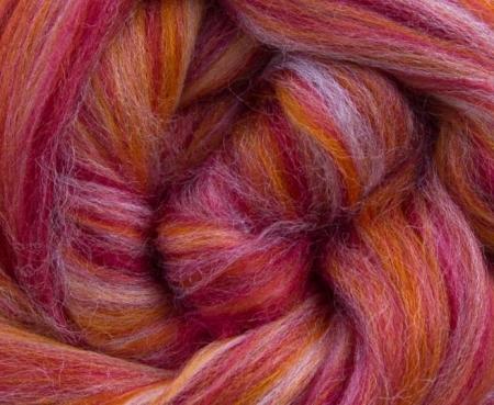 Fular Blossom lână Merino10