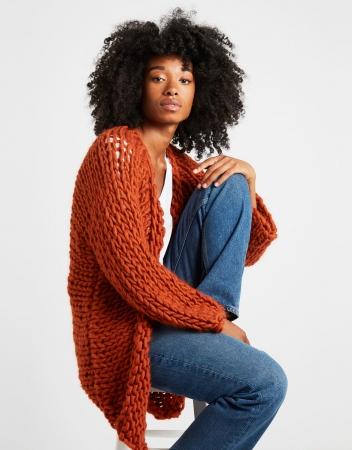 Kit tricotat cardigan Fearless0