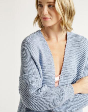 Kit tricotat cardigan Vivienne [0]