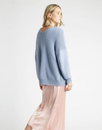 Kit tricotat cardigan Vivienne [1]