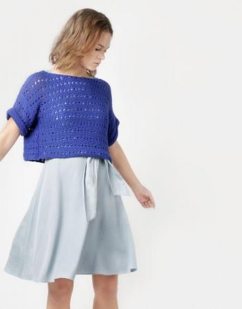 Kit tricotat pulover Diana3