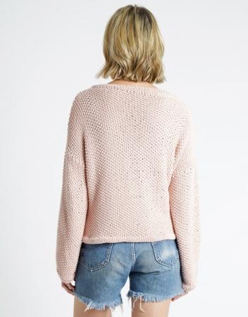 Kit tricotat pulover Julia2