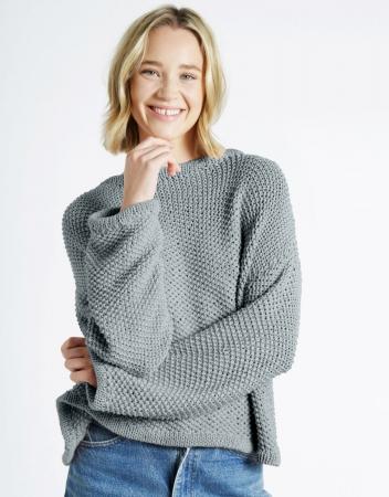 Kit tricotat pulover Julia5