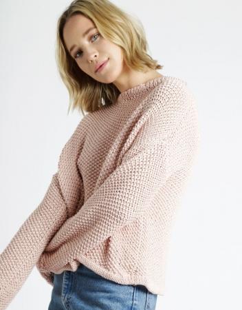 Kit tricotat pulover Julia8