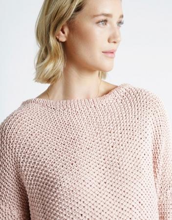 Kit tricotat pulover Julia4
