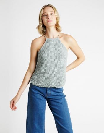 Kit tricotat tricou Uma0