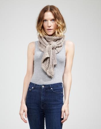 Kit tricotat esarfa Lacey Sissi5